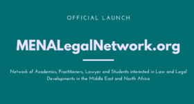 Launch of MENALegalNetwork.org